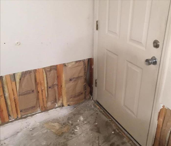 Mold Remediation and Restoration - Local Apartment Complex
