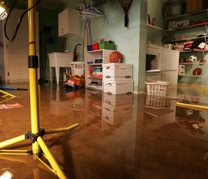 Storm Damage Prevent Flood Damage