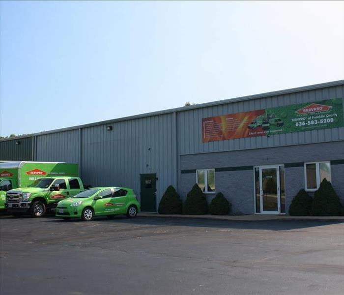 A photo of our office in Union, MO.