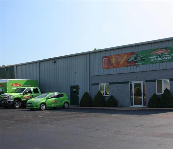 The SERVPRO of Franklin County office in Union, MO