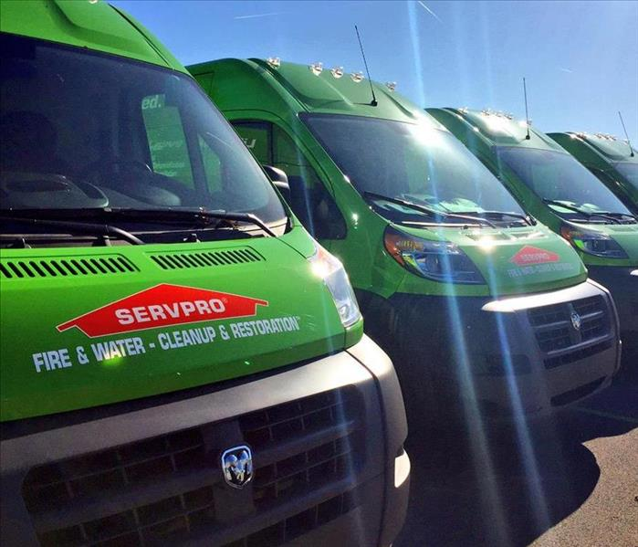 Why SERVPRO The First 48
