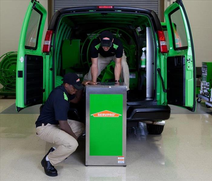 Commercial Advantages of the SERVPRO® Emergency Ready Profile®