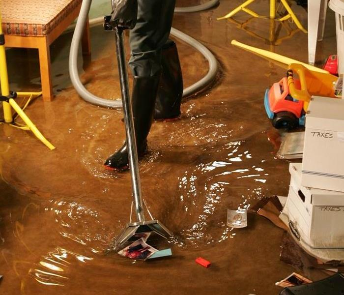 Water Damage What To Do If You Find Water In The Basement?