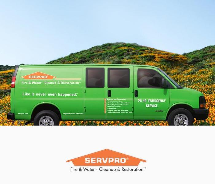 Why SERVPRO May Preparedness