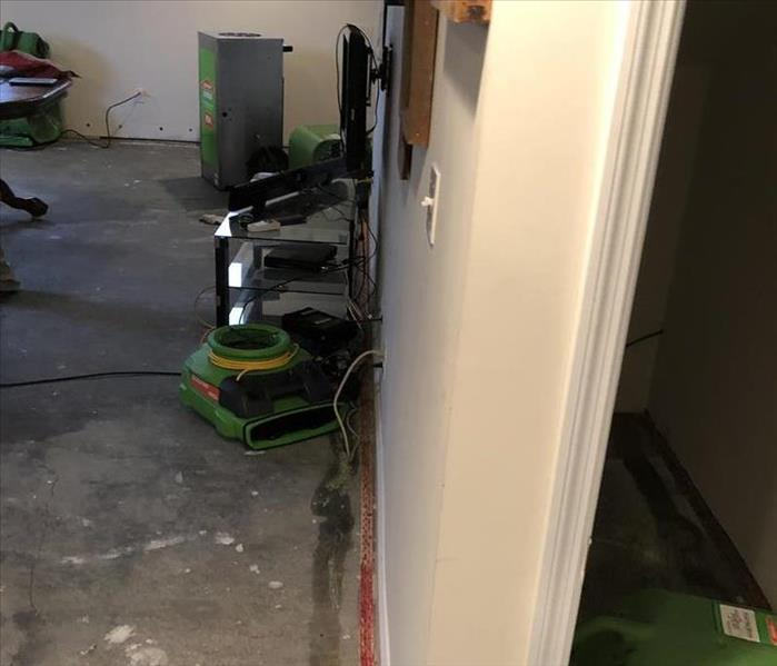 Water Damage Fast Response to Flooded Basements in Franklin County, MO
