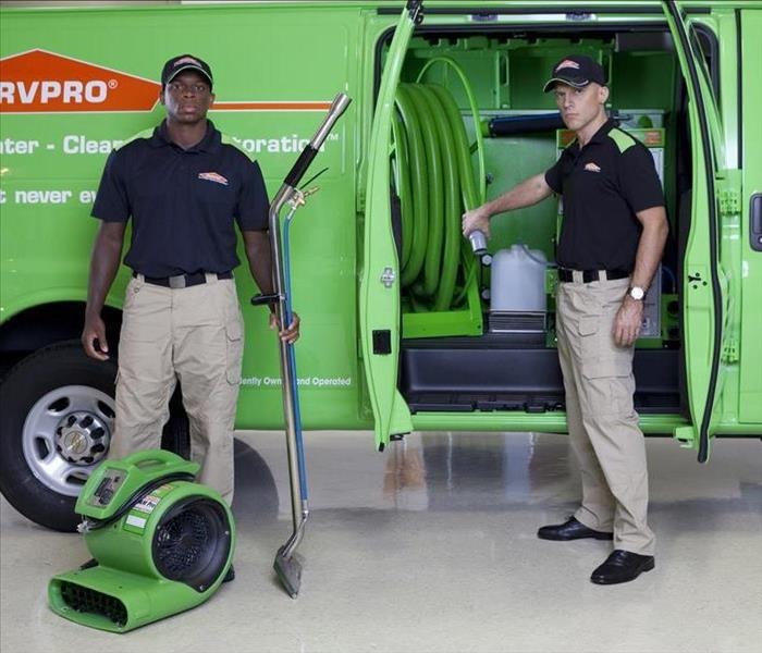 Water Damage Handle Your Franklin County, MO Commercial Water Damage with SERVPRO