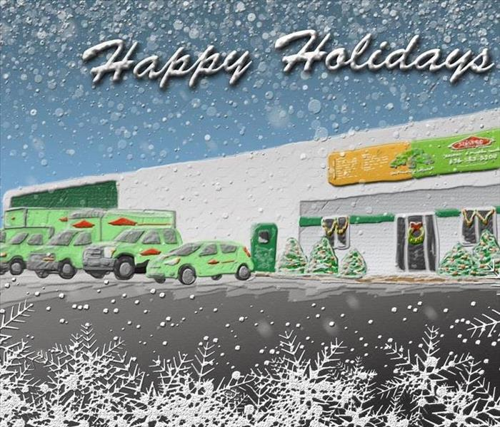 Why SERVPRO Holiday safety Tips
