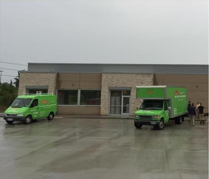 Water Damage SERVPRO will handle your Commercial Water Damage