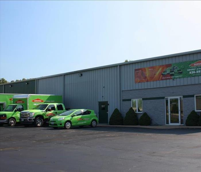 SERVPRO of Franklin County Office