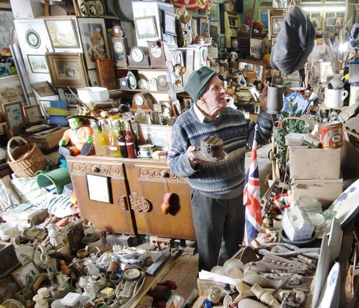 Biohazard There is Hope for Your Hoarder