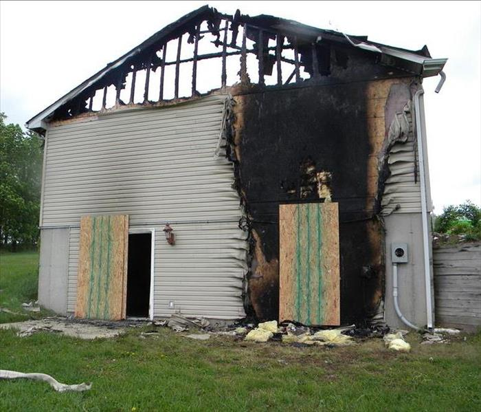 Fire Damage Why You Should Hire Professionals for Fire Damage Restoration in Union, MO